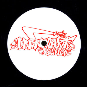 "M27 HARDCORE JUNGLIST/GOOFY BOY - CHEESE FRIES EP 12"" (IN-N-OUT JUNGLE)"