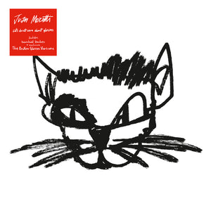 JUAN MORETTI - CATS DO NOT CARE ABOUT GLASSES LP (HELL YEAH)