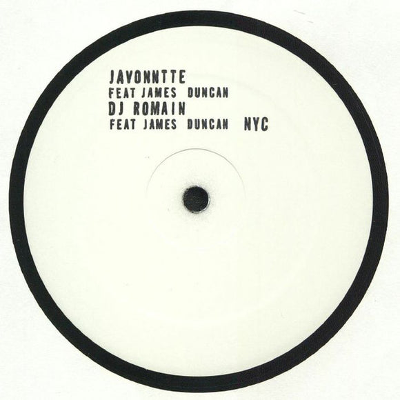 JAVONNTTE - DRUMZ OF AFRICA REMIXES 12