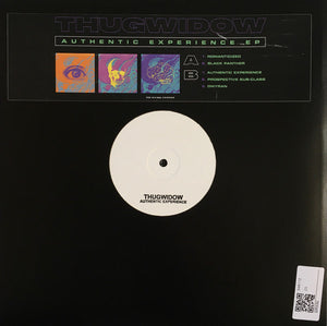 "THUGWIDOW - AUTHENTIC EXPERIENCE 12"" (WAREHOUSE RAVE)"