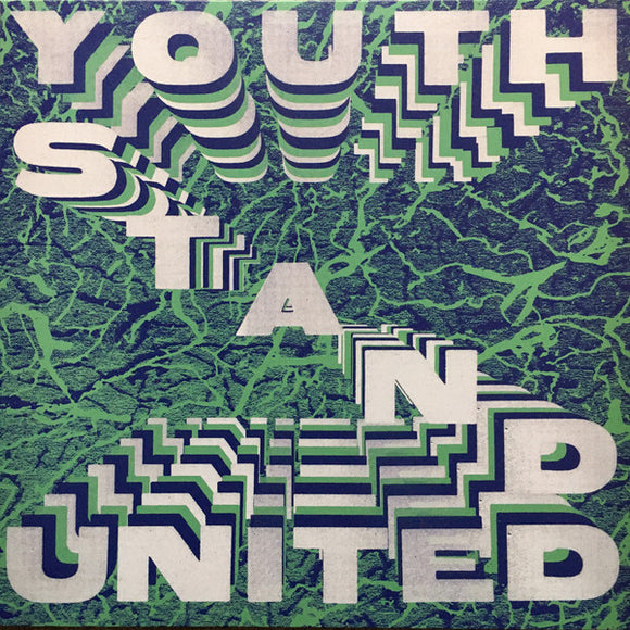 YOUTH STAND UP - YOUTH STAND UNITED LP (AUTONOMOUS AFRICA)