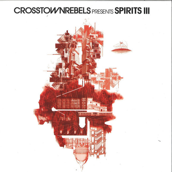 VARIOUS - CROSSTOWN REBELS: SPIRITS 3 DLP (CROSSTOWN REBELS)