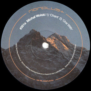 "MICHAL WOLSKI - CHANT 12"" (NONPLUS)"