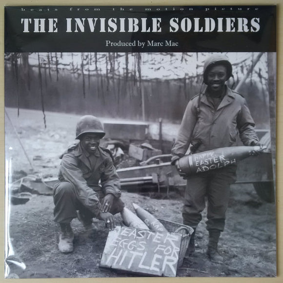 MARC MAC - THE INVISIBLE SOLDIERS LP (OMNIVERSE)