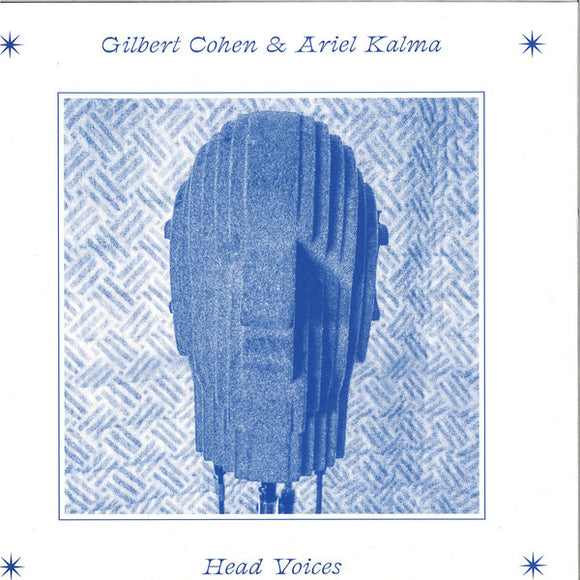 G. COHEN & ARIEL KALMA - HEAD VOICES LP (VERSATILE)