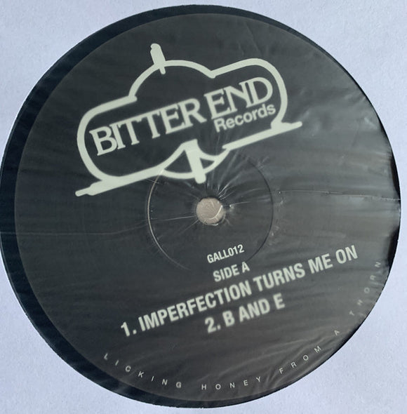 BITTER END - IMPERFECTION TURNS ME ON 12