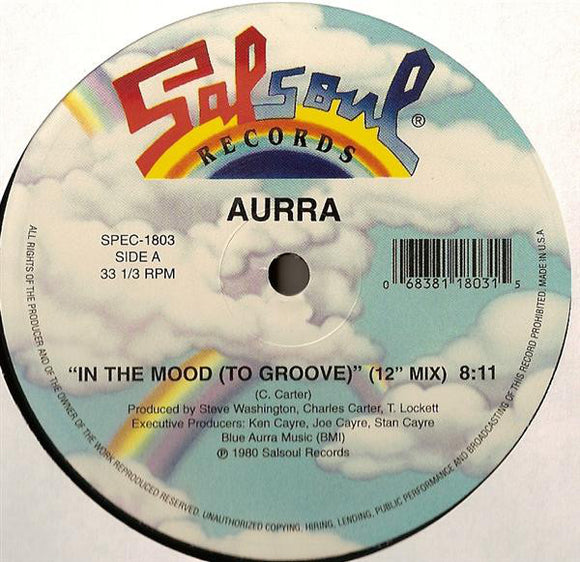 AURRA - IN THE MOOD 12
