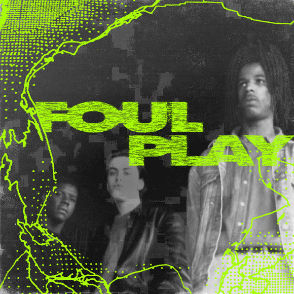 FOUL PLAY - ORIGINS 2LP (SNEAKER SOCIAL CLUB)