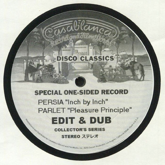 EDIT & DUB - #11 DISCO PLEASURE 12