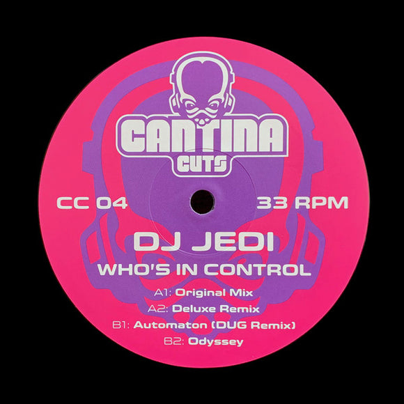 DJ JEDI - WHO'S IN CONTROL 12