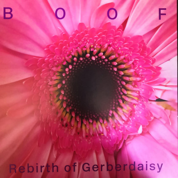 BOOF - REBIRTH OF GERBERDAISY 2LP (RUNNING BACK)