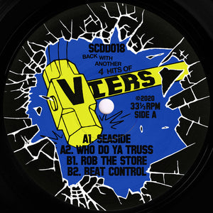 "VIERS - SCDD018 12"" (STEEL CITY DANCE DISCS)"