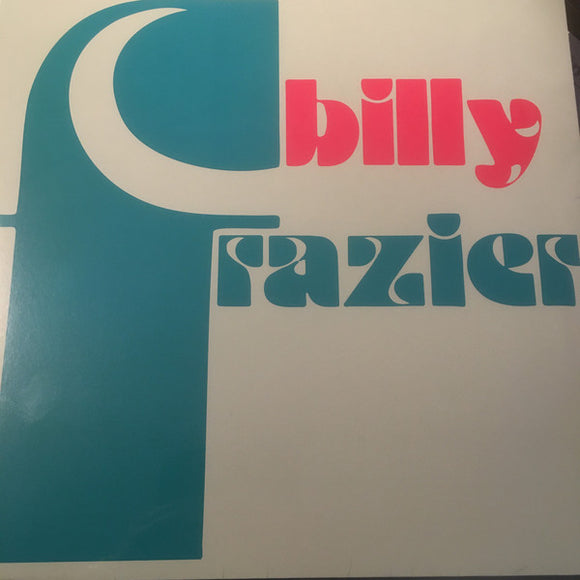 BILLY FRAZIER - BILLY WHO? 12