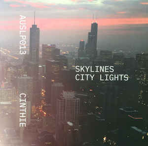 CYNTHIE - SKYLINES CITY LIGHTS 2LP (AUS)