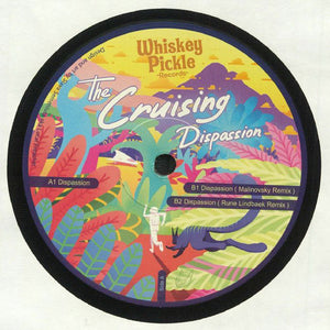 "CRUISING - DISPASSION 12"" (WHISKEY PICKLE)"