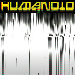 "HUMANOID - FUTURE: TURNED EP 12"" (FSOLDIGITAL)"