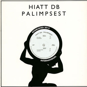 "HIATT DB - PALIMPSET 12"" (RHYTHM SECTION INTERNATIONAL)"