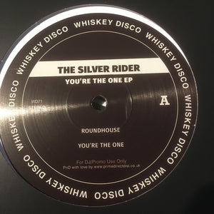 "SILVER RIDER - YOU'RE THE ONE 12"" (WHISKEY DISCO)"