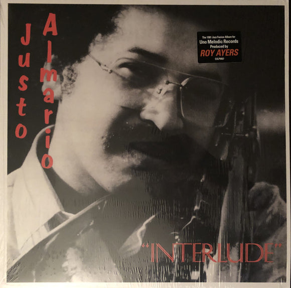 JUSTO ALMARIO - INTERLUDE LP (EXPANSION)