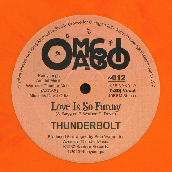 THUNDERBOLT - LOVE IS SO FUNNY 12
