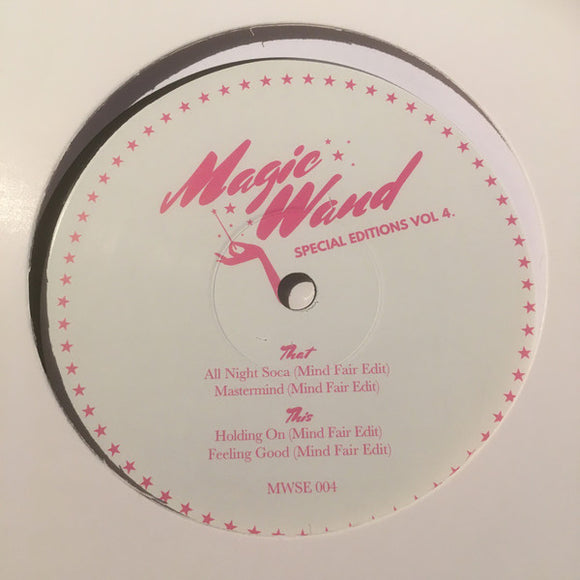 MIND FAIR - MAGIC WAND SPECIAL EDITIONS 4 12