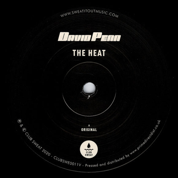 DAVID PENN - THE HEAT 12