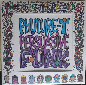 "PHUTURE T - PERSUASIVE FUNK 2X12"" (INPERSPECTIVE)"
