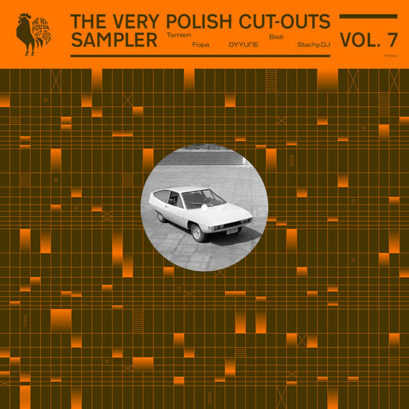 VARIOUS - THE VERY POLISH CUT-OUTS V7 12