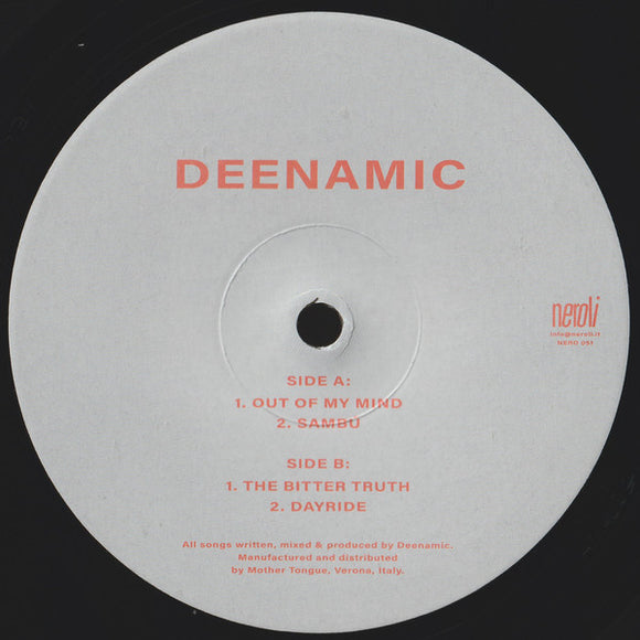 DEENAMIC - OUT OF MY MIND 12