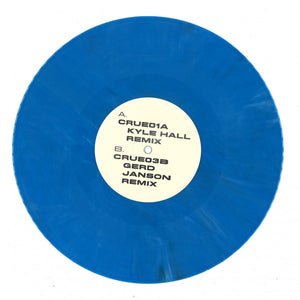"CRUE - CRUE 07 (REMIXES) 10"" (CRUE)"