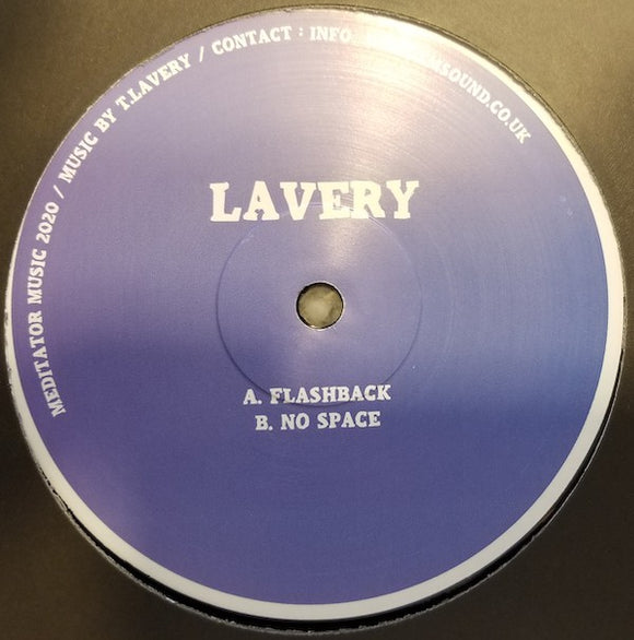 LAVERY - FLASHBACK / NO SPACE 12
