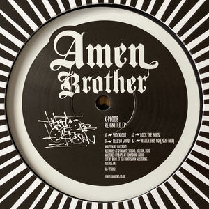 "X- PLODE - REIGNITED EP 12"" (AMEN BROTHER)"