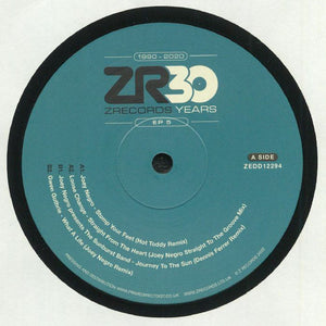 "VARIOUS - Z RECORDS 30 YEARS: EP5 12"" (ZEDD RECORDS)"