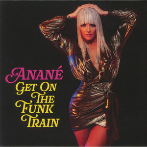 "ANANE - GET ON THE FUNK TRAIN 12"" (NERVOUS)"