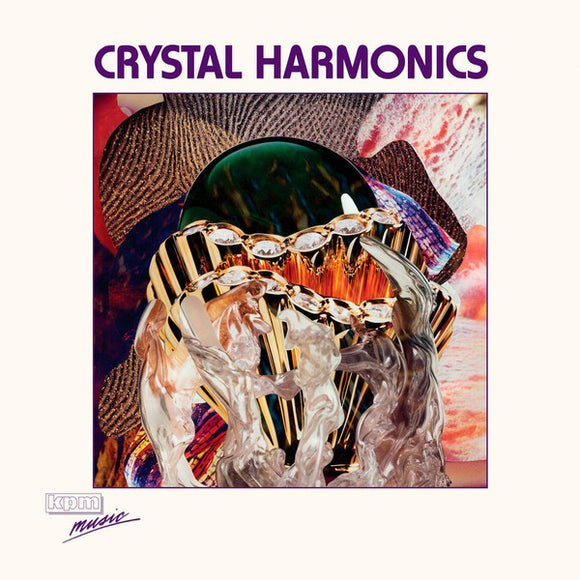 OCEAN MOON - CRYSTAL HARMONICS LP (BE WITH)