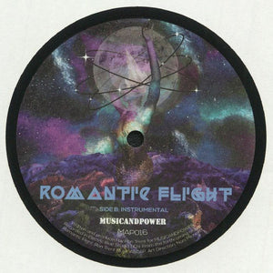 "ROMANTIC FLIGHT - BLACK ROMANTIC 12"" (MUSICANDPOWER)"