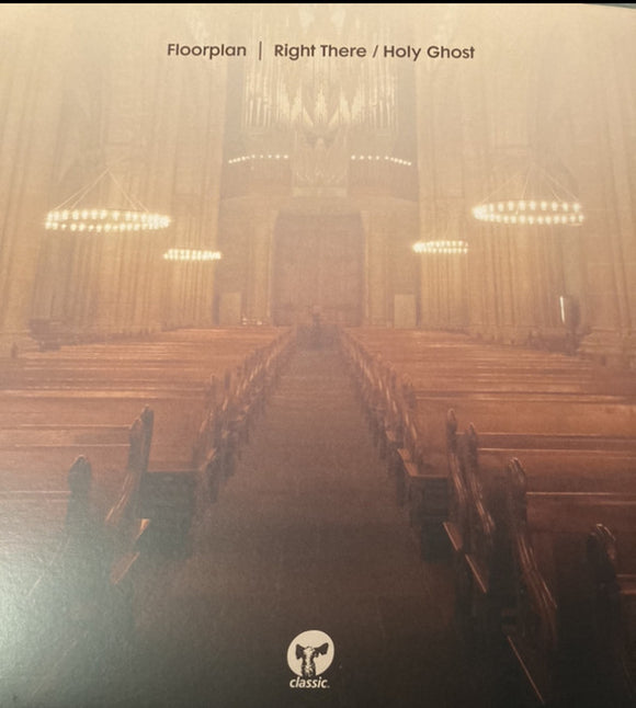 FLOORPLAN - RIGHT THERE & HOLY GHOST 12