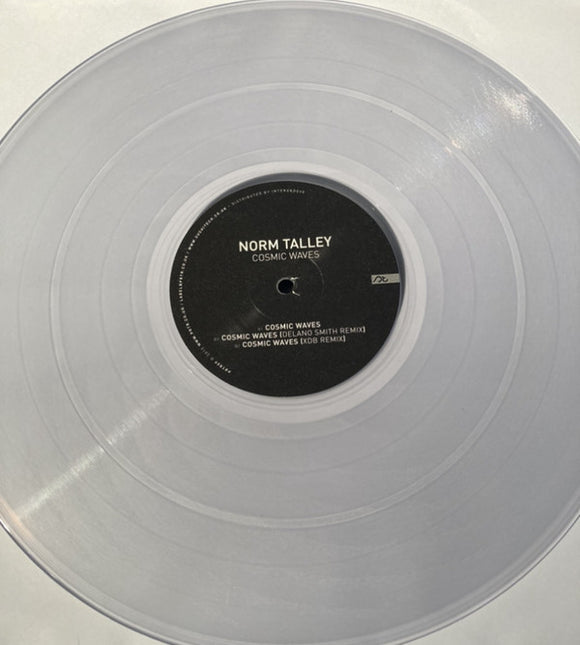 NORM TALLEY - COSMIC WAVES (REISSUE) 12