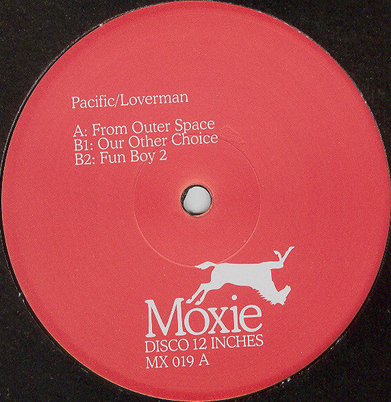 PACIFIC-LOVERMAN - FROM OUTER SPACE 12