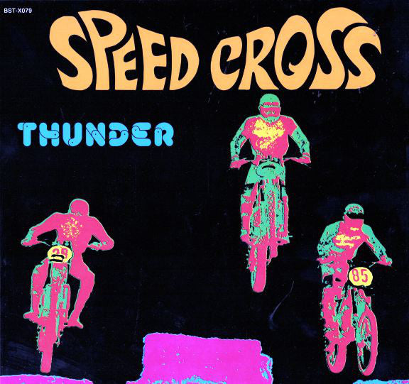 THUNDER - SPEED CROSS 12