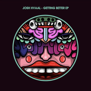 "JOSH HVAAL - GETTING BETTER EP 12"" (HOT CREATIONS)"