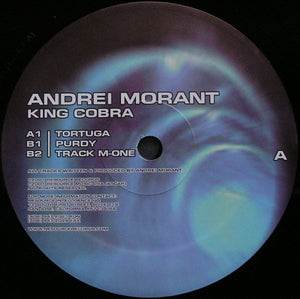 "ANDREI MORANT - KING COBRA 12"" (RESOURCE RECORDS)"