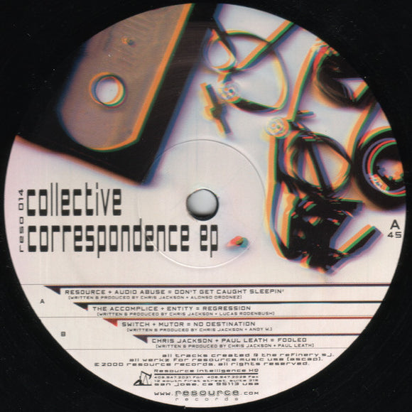 VARIOUS - COLLECTIVE CORRESPONDENCE 12