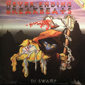 "DJ SWAMP - NEVER ENDING BREAKBEATS 2X12"" (DECADENT RECORDS)"