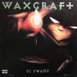 "DJ SWAMP - WAXCRAFT 2X12"" (DECADENT RECORDS)"