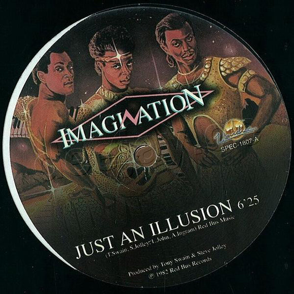 IMAGINATION - JUST AN ILLUSION 12