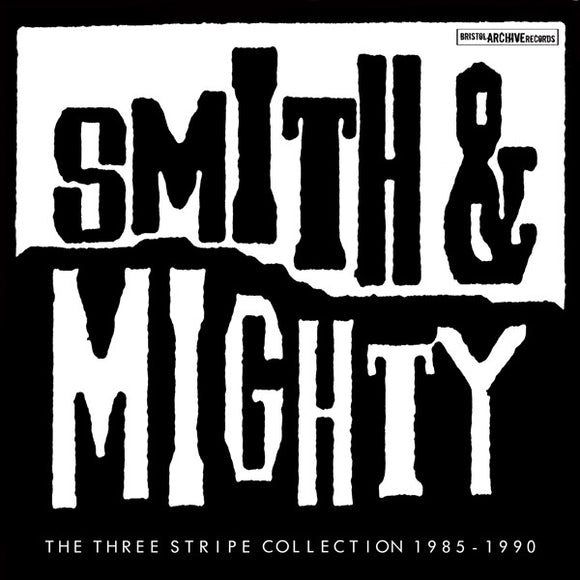 SMITH & MIGHTY - THREE STRIPE COLLECTION DLP (BRISTOL ARCHIVE)