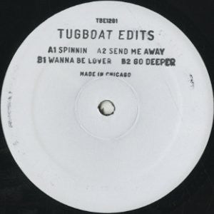 "TIM ZAWADA - TUGBOAT EDITS VOL. 1 12"" (TUGBOAT EDITS)"