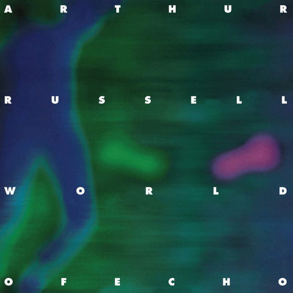ARTHUR RUSSELL - WORLD OF ECHO 2LP (AUDIKA)