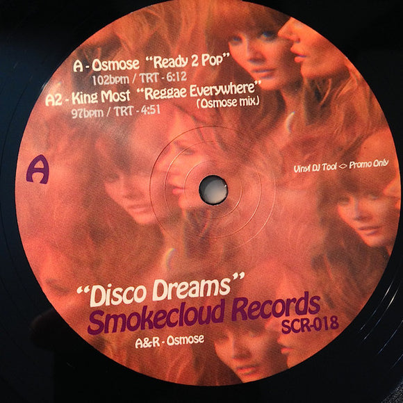 OSMOSE & KING MOST - DISCO DREAMS 12
